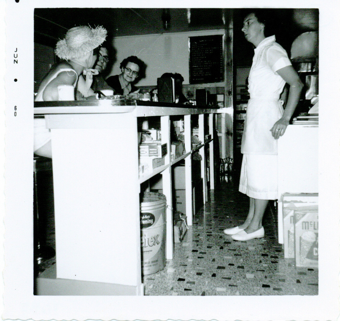 Port Hole Restaurant 1960
